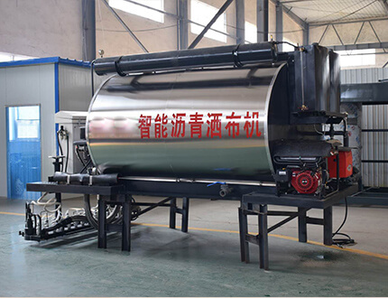 Automatic Bitumen Sprayer