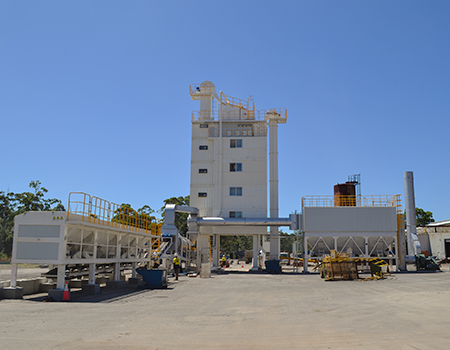 CLB Containerised Asphalt Mixing Plant